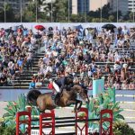 Tefnout d'Ouilly - Global Champions tour de Miami - Avril 2016